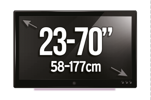 23-70 tv size